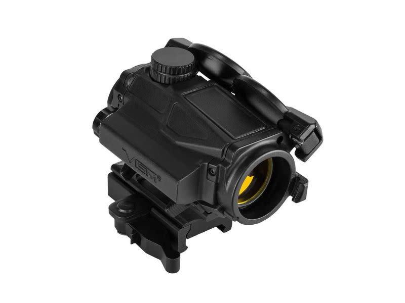 NC Star NC Star VISM SPD Solar Combat Red Dot Reflex Optic, Black
