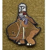 Tactical Outfitters Tactical Outfitters Mando and Blurrg Morale Patch