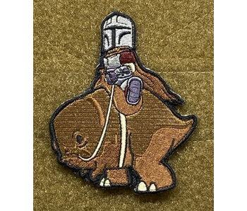 Tactical Outfitters Mando and Blurrg Morale Patch