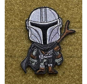Tactical Outfitters Tactical Outfitters Mando V2 Morale Patch