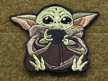 Tactical Outfitters Tactical Outfitters The Child - Baby Yoda V4 Morale Patch