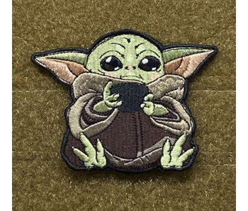 Tactical Outfitters The Child - Baby Yoda V4 Morale Patch