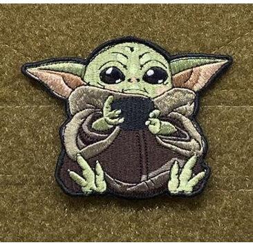 Tactical Outfitters Tactical Outfitters The Child - Baby Yoda V4 Morale Patch