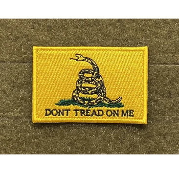 Tactical Outfitters Tactical Outfitters Gadsden Flag - Don't Tread On Me Morale Patch