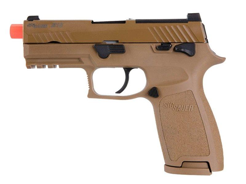 Proforce SIG Sauer Proforce M18 gas blowback pistol, flat dark earth