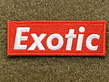 Tactical Outfitters Tactical Outfitters Exotic Morale Patch