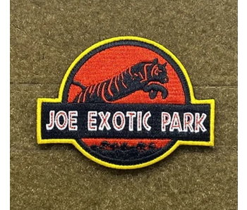 Tactical Outfitters Joe Exotic Park Morale Patch