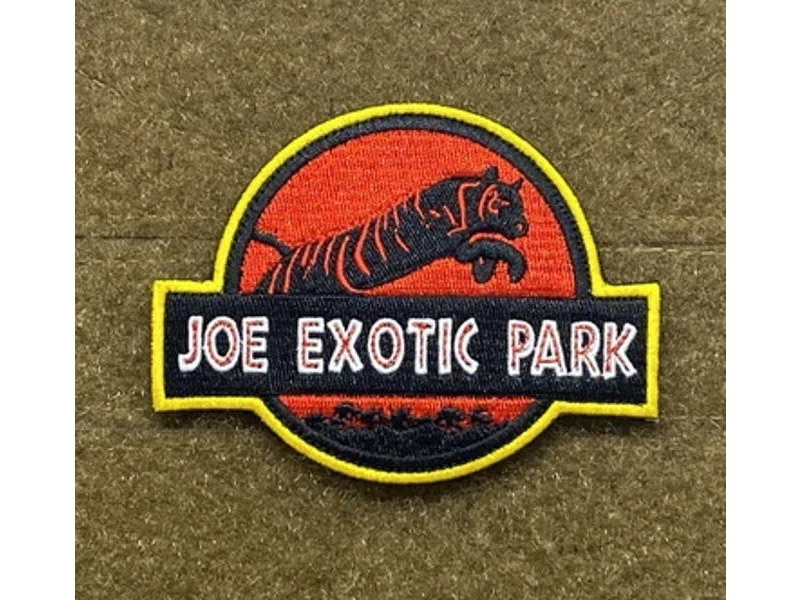Tactical Outfitters Tactical Outfitters Joe Exotic Park Morale Patch