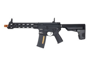 KWA KWA RM4 Ronin T10 SBR M-LOK AEG 3+ (recoil; non-cutoff) Black