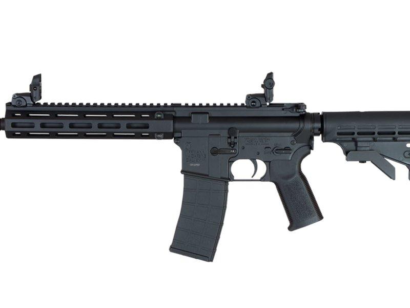 Tippmann Tippmann M4 CQB airsoft gun, CO2 and HPA ready