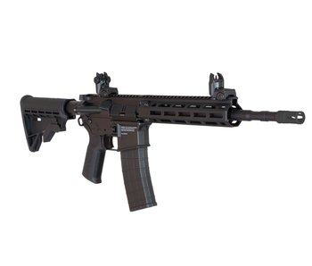 Tippmann M4 airsoft gun, CO2 and HPA ready