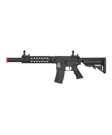 "Lancer Tactical Lancer Tactical GEN2 M4 SD 9"" RIS Nylon Polymer Rifle Black"