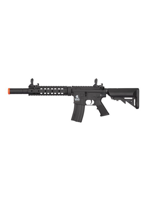 "Lancer Tactical GEN2 M4 SD 9"" RIS Nylon Polymer Rifle Black"