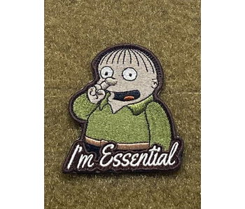 Tactical Outfitters Essential Ralph Morale Patch Multicam