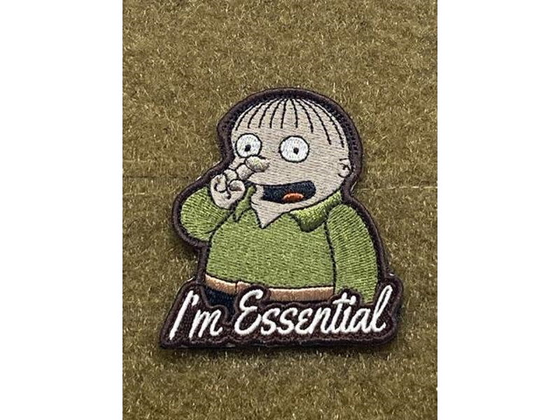 Tactical Outfitters Tactical Outfitters Essential Ralph Morale Patch Multicam