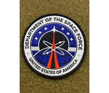 Tactical Outfitters Space Force Uniform V1 Morale Patch