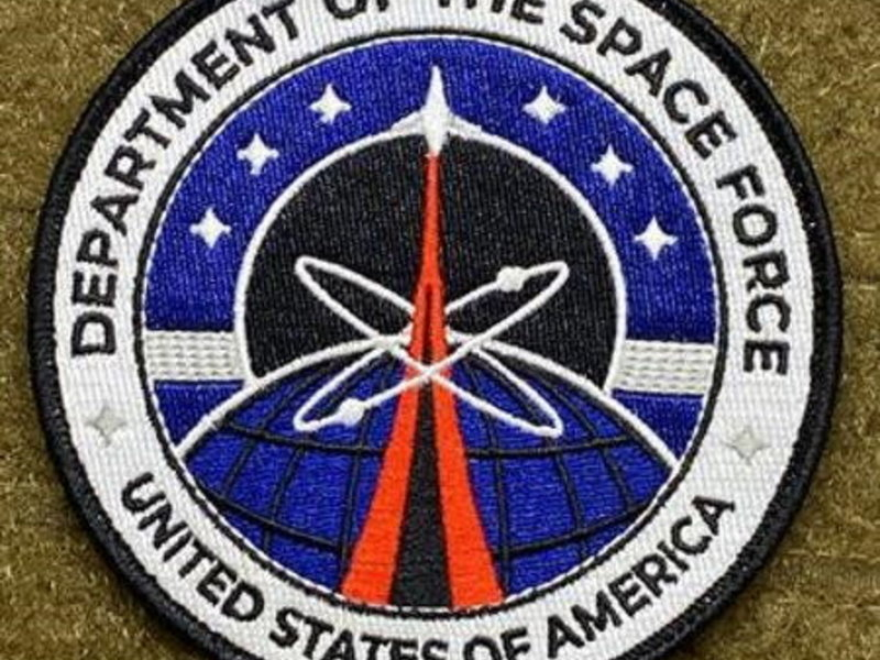 Tactical Outfitters Tactical Outfitters Space Force Uniform V1 Morale Patch