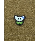 Tactical Outfitters Tactical Outfitters Boomerang Flower PVC Cat Eye Morale Patch
