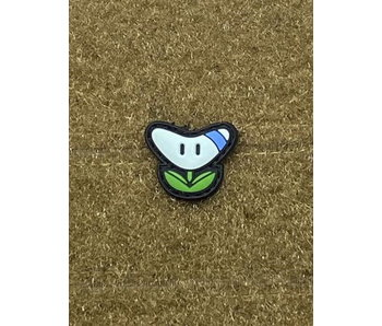 Tactical Outfitters Boomerang Flower PVC Cat Eye Morale Patch