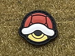 Tactical Outfitters Tactical Outfitters Red Shell PVC Cat Eye Morale Patch