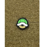 Tactical Outfitters Tactical Outfitters Green Shell PVC Cat Eye Morale Patch