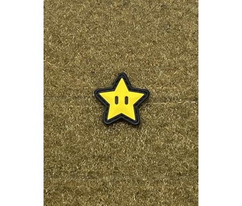 Tactical Outfitters Invincibility Star PVC Cat Eye Morale Patch