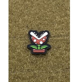 Tactical Outfitters Tactical Outfitters Piranha Plant PVC Cat Eye Morale Patch