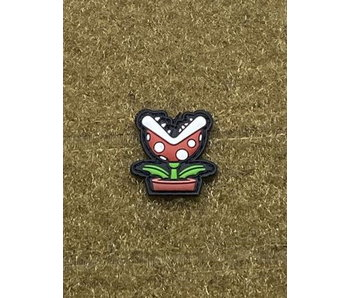 Tactical Outfitters Piranha Plant PVC Cat Eye Morale Patch
