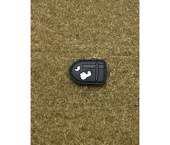 Tactical Outfitters Bullet Bill PVC Cat Eye Morale Patch