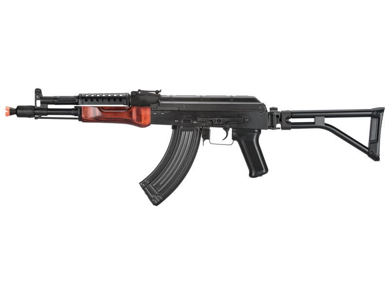 LCT Airsoft LCT Airsoft AK47 NV AEG Soviet Replica with Real Wood Handguard