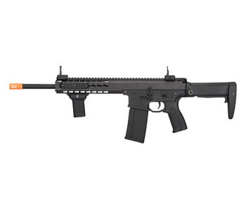 """Lancer Tactical Warlord 10.5"""" Type A Carbine Nylon Polymer Rifle Black"""