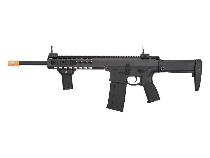 """Lancer Tactical Lancer Tactical Warlord 10.5"""" Type A Carbine Nylon Polymer Rifle Black"""