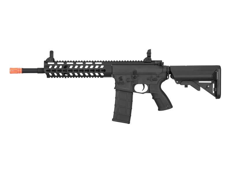 "Lancer Tactical Lancer Tactical Rapid Deployment M4 14.5"" Nylon Polymer Rifle Black"