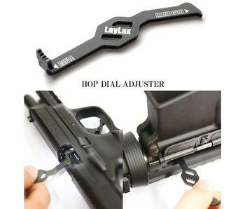 Nine Ball Hop Dial Adjuster for Tokyo Marui GBB M4A1 MWS / HK45 / M&P9 / PX4 / USP Compact