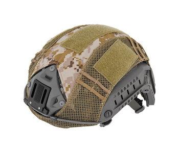 Lancer Maritime Helmet Cover Digital Desert