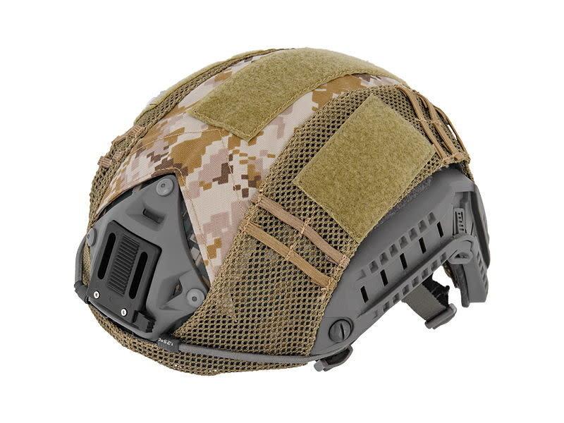 Lancer Tactical Lancer Maritime Helmet Cover Digital Desert