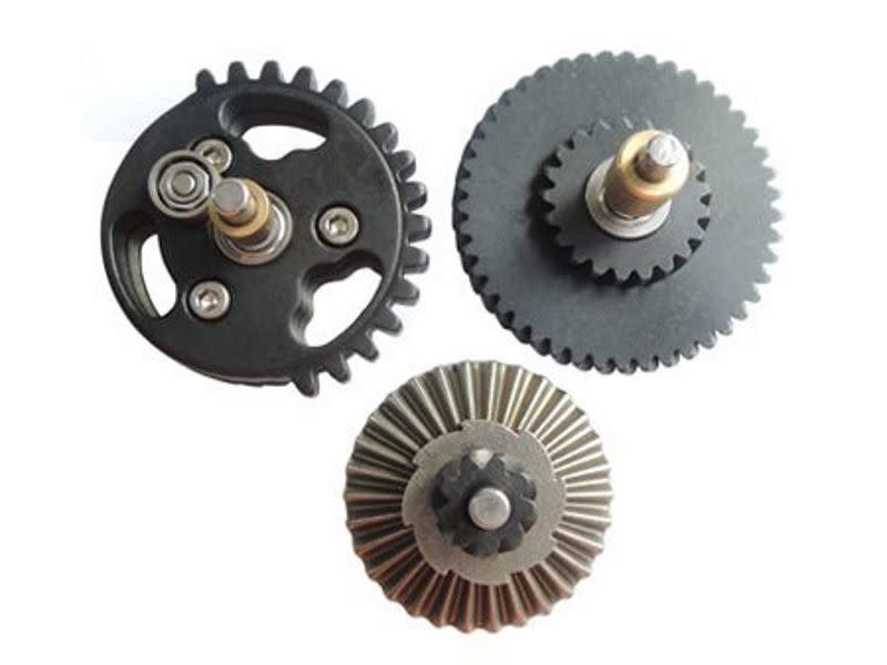 ZCI ZCI 100:300 Super High Torque 3mm Bearing CNC Gear Set