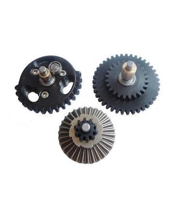 ZCI ZCI 13:1 3mm Bearing CNC Gear Set