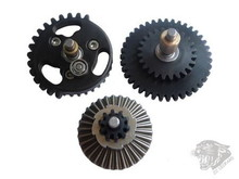 ZCI ZCI 16:1 3mm Bearing CNC Gear Set