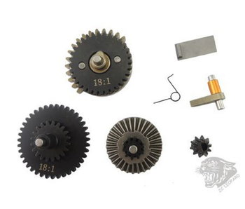 ZCI 18:1 3mm Gear Set with Latch & Pinion