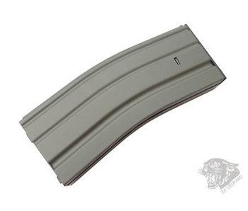 ZCI M4 / M16 300 rd Winding Metal Hicap Magazine Black