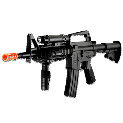 Airsoft Guns: Electric, Gas, Spring, and HPA