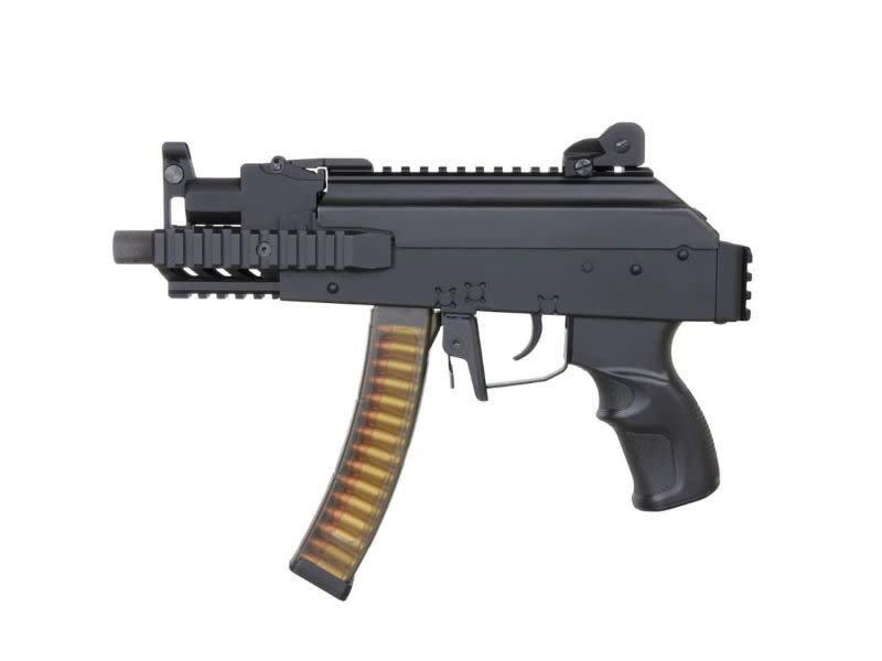 G&G G&G PRK9 ETU Mosfet Compact Electric Machine Pistol Black