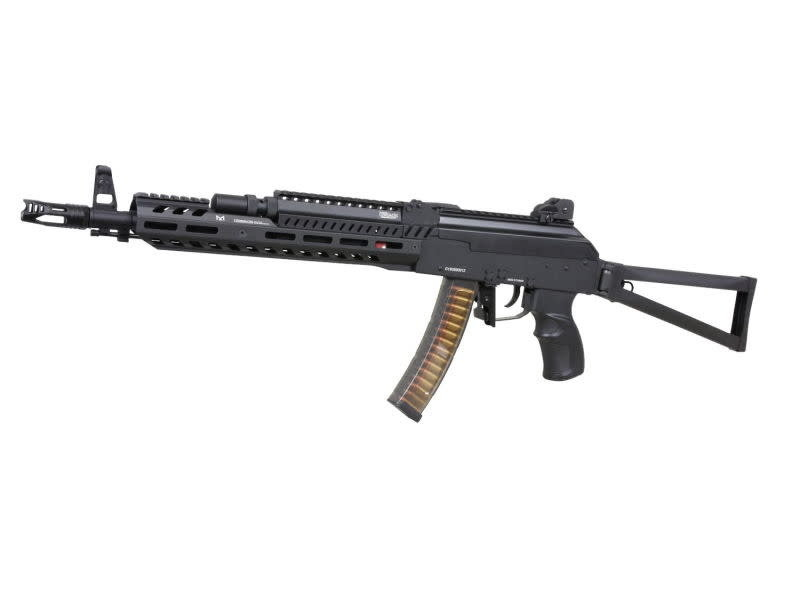 G&G G&G PRK9L Carbine ETU Mosfet Compact Electric Rifle Black