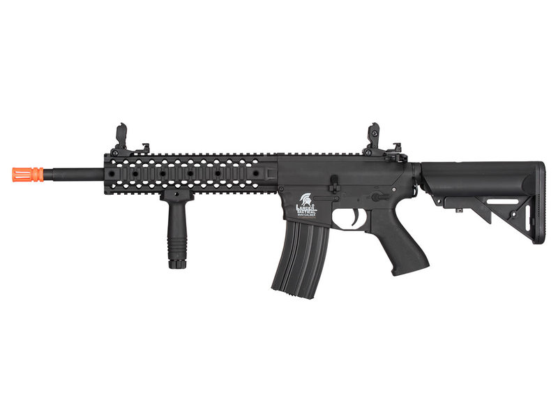 Lancer Tactical Lancer Tactical GEN2 M4 RIS EVO Nylon Polymer Low Velocity Rifle Black
