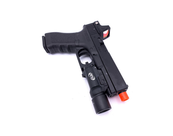 Airsoft Extreme AEX RMR Sight Set with Weaver and Pistol Mounts