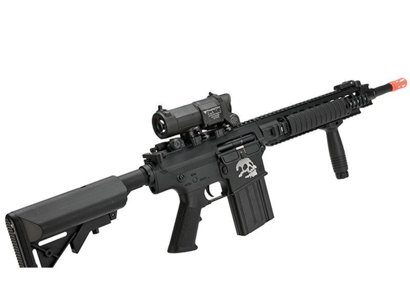 G&G A&K SR-25K Zombie Killer Edition with Crane Stock