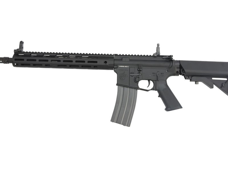 G&G G&G Knights Armament Licensed SR15 E3 MOD 2 Rifle w/ M-LOK Handguard and G2 Gearbox