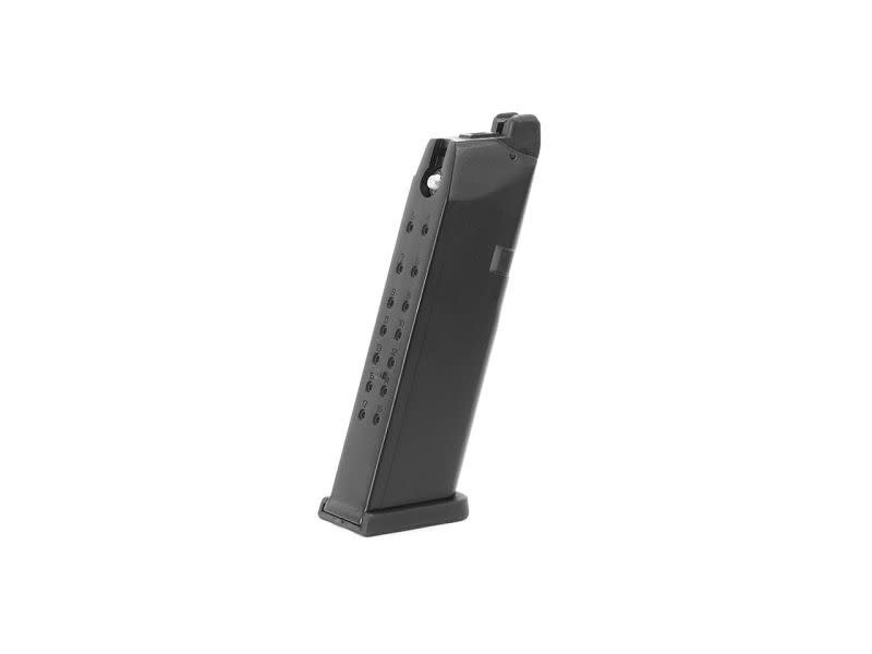 ASG Action Army AAP-01 Assassin Green Gas Pistol 22 round KJW / WE / VFC /T M G17 Compatible Magazine