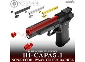 Nine Ball Nine Ball TM Hi Capa 5.1 Non-Recoil Threaded SAS Barrel